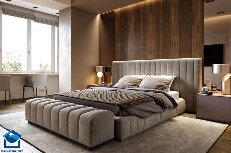 Bố trí phong thủy phòng ngủ cần lưu ý về sự thoải mái, tạo cảm giác chủ động và vững vàng.