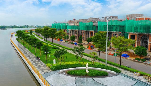 Trải nghiệm mảng xanh vượt trội tại Van Phuc City - Ảnh 2.
