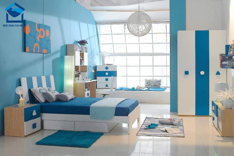 Chọn màu sơn phòng ngủ hợp phong thủy từng mệnh