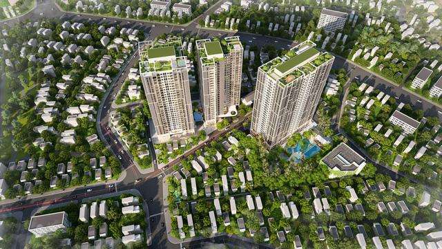 Xu hướng nhà ở 2021: Dự án xanh lên ngôi sau Covid-19 - Ảnh 1.