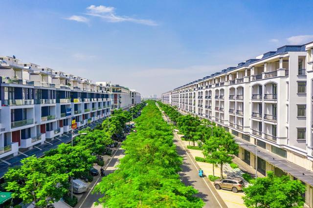 Trải nghiệm mảng xanh vượt trội tại Van Phuc City - Ảnh 1.