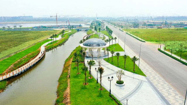 Trải nghiệm mảng xanh vượt trội tại Van Phuc City - Ảnh 3.