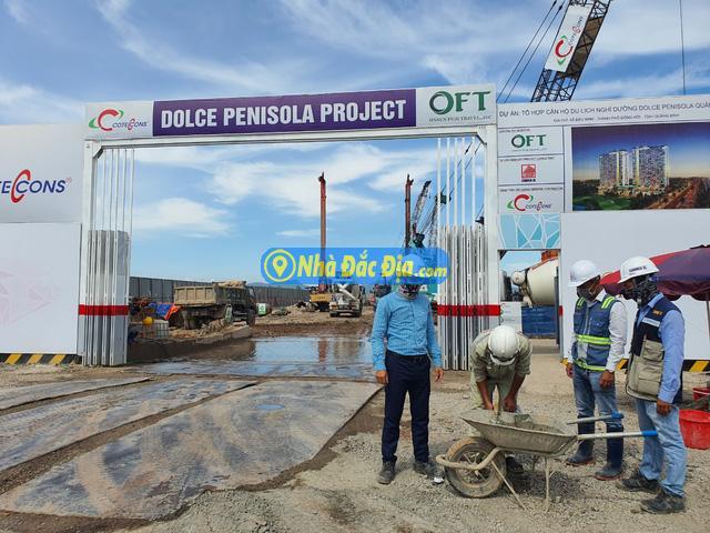 Dolce Penisola Quảng Bình - nơi hội tụ những thương hiệu nổi tiếng - Ảnh 1.