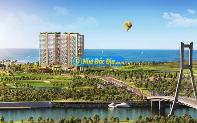 Dolce Penisola Quảng Bình - nơi hội tụ những thương hiệu nổi tiếng - Ảnh 2.