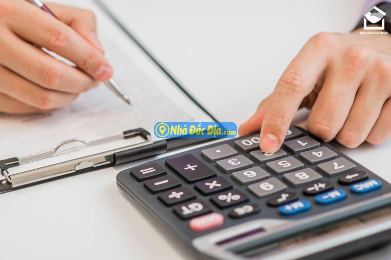 Bên bán nhà sẽ phải chịu phí thẩm định hồ sơ