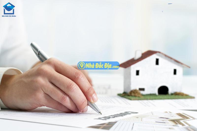 Các nhóm giấy tờ có thể cần đến khi mua nhà